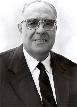 João Bernardo Oliveira Rodrigues (Ponta Delgada, 1903 - 1995): 4.º Presidente da Direção, 1977 - 1985