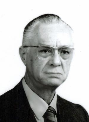 José Paim de Bruges da Silveira Estrela Rego (Ribeira Grande, 1929 - Ponta Delgada, 2004): 6.º Presidente da Direção do ICPD, 1992 - 2002