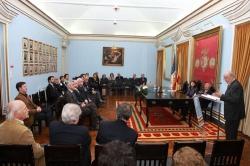 Conferência proferida por Álvaro Monjardino, no Salão Nobre da Câmara Municipal de Ponta Delgada, a 20 de maio de 2010 (01)