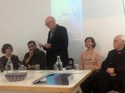 """Lançamento do livro """"Arqueologia nos Açores - Uma breve História"""" de José Luís Neto (02)"""