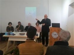 """Lançamento do livro """"Arqueologia nos Açores - Uma Breve História"""" de José Luís Neto (4)"""