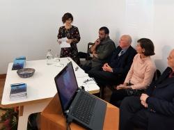 """Lançamento do livro """"Arqueologia nos Açores - Uma Breve História"""" de José Luís Neto (5)"""