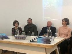 """Lançamento do livro """"Arqueologia nos Açores - Uma Breve História"""" de José Luís Neto (6)"""