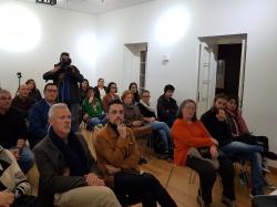 """Lançamento do livro """"Arqueologia nos Açores - Uma Breve História"""" de José Luís Neto (10)"""
