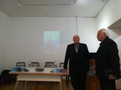 """Lançamento do livro """"Arqueologia nos Açores - Uma breve História"""" de José Luís Neto (12)"""