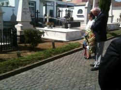Comemoração do 120.º Aniversário da Morte de Antero de Quental (01)