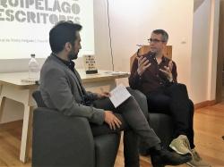 Anthony Marra à conversa com Hugo Gonçalves (03)