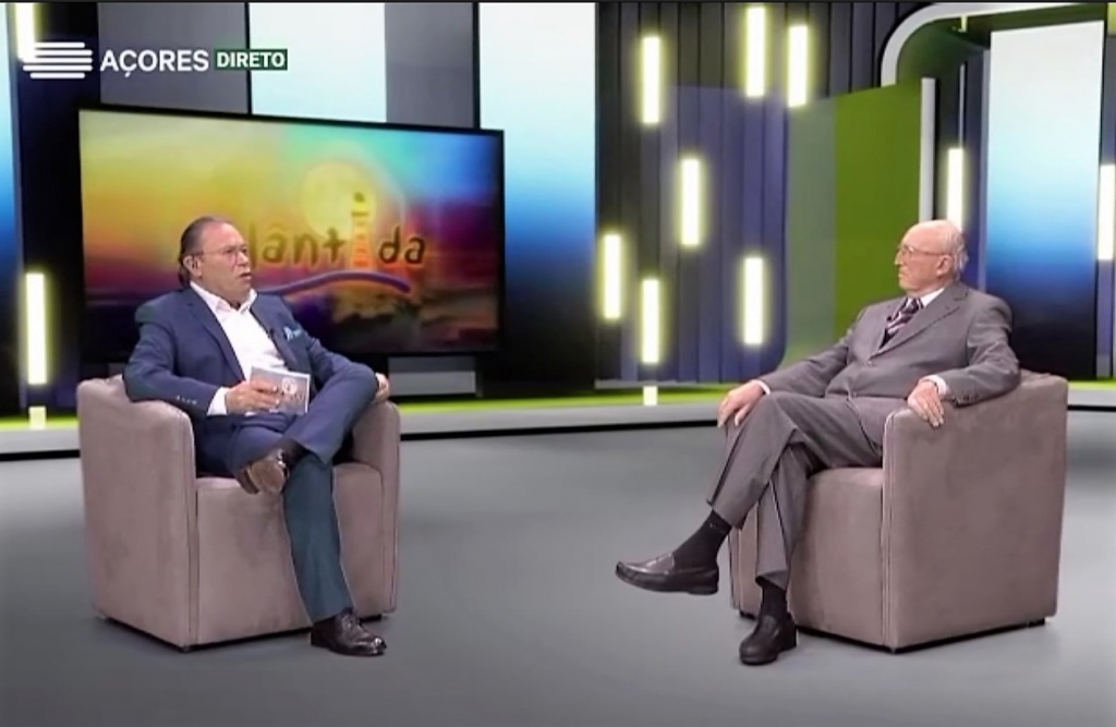 "Instituto Cultural de Ponta Delgada convidado do programa televisivo ""Atlândida"""