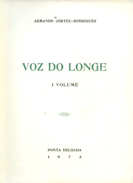 VOZ DO LONGE [2 VOLS.]