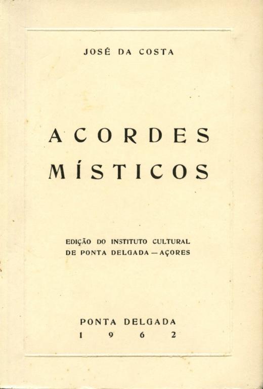ACORDES MÍSTICOS