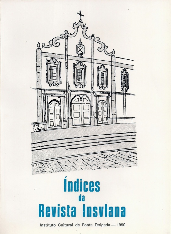 INDICES DA REVISTA INSULANA