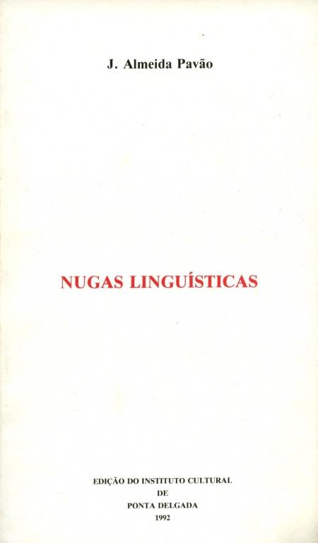 NUGAS LINGUÍSTICAS - II
