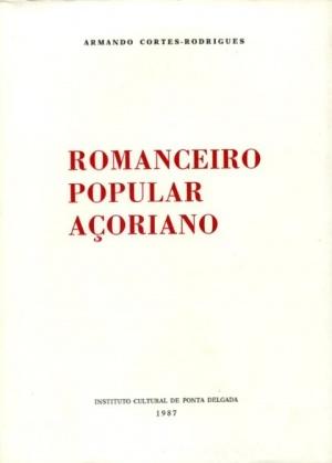 ROMANCEIRO POPULAR AÇORIANO